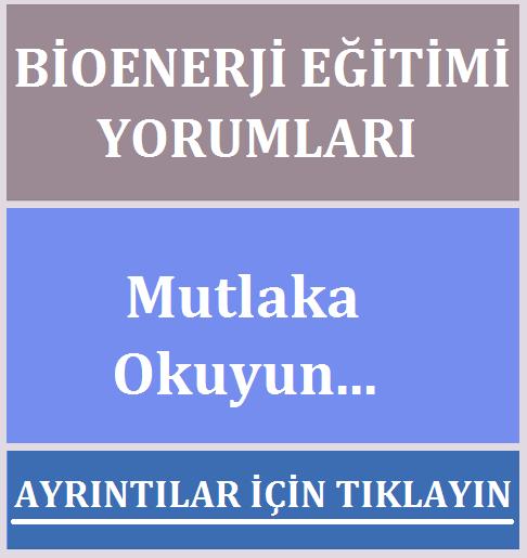Bioenerji Seansı Reklamı